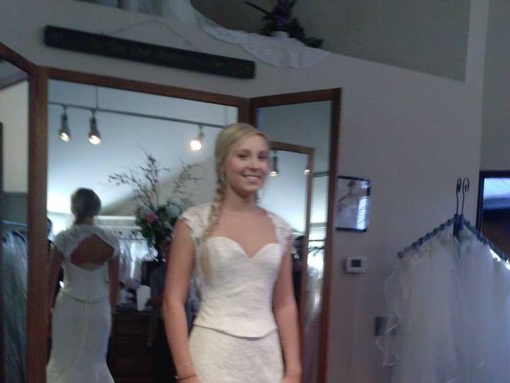 Tmx 1417799558762 103713968214768545478803218682492974758609n Saint Augustine, FL wedding dress
