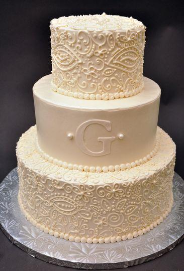 Bethel Bakery Wedding Cake Bethel Park PA WeddingWire