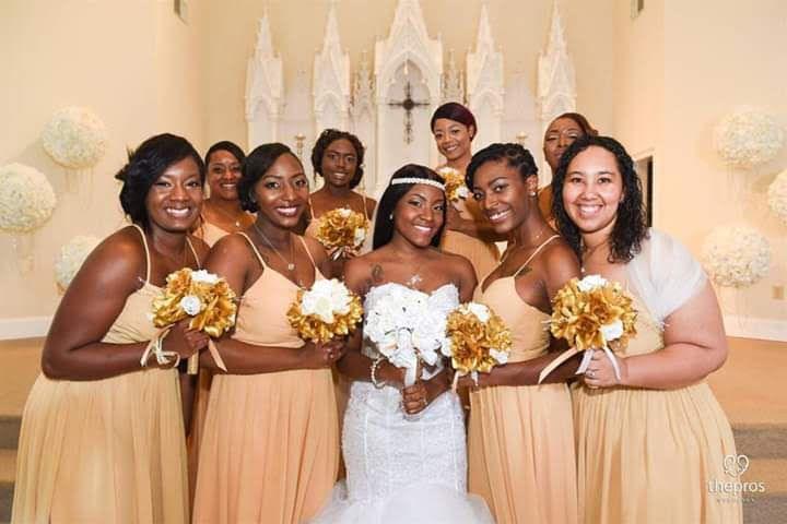 WEDDING-Bridal Party