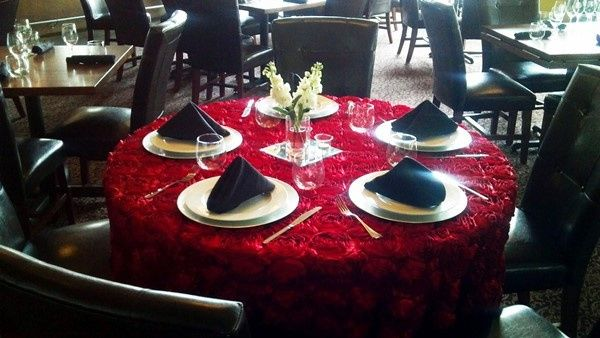 Let us create the perfect table setting based off your vision!