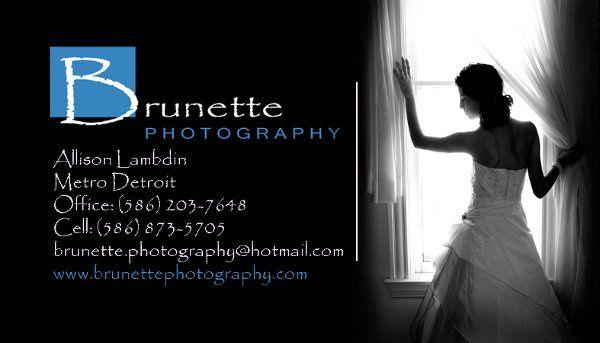 Brunette Photography
