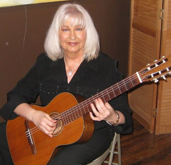 Phyllis Lynch on Classical Guitar at Mavris Event Center, Indianapolis IN