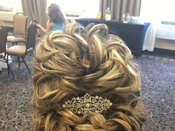 Tmx 1530874998 004f84f600cbb504 1530874992 9dbd84b4ad5d1ca3 1530874973572 8 Stella Fatale Hair Toms River, NJ wedding beauty