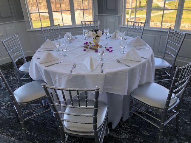 Tmx 1524484479 25cc8f31dbd271b1 1524484478 Fbba603581666b00 1524484476608 7 Table Set 5 Sudbury, MA wedding catering