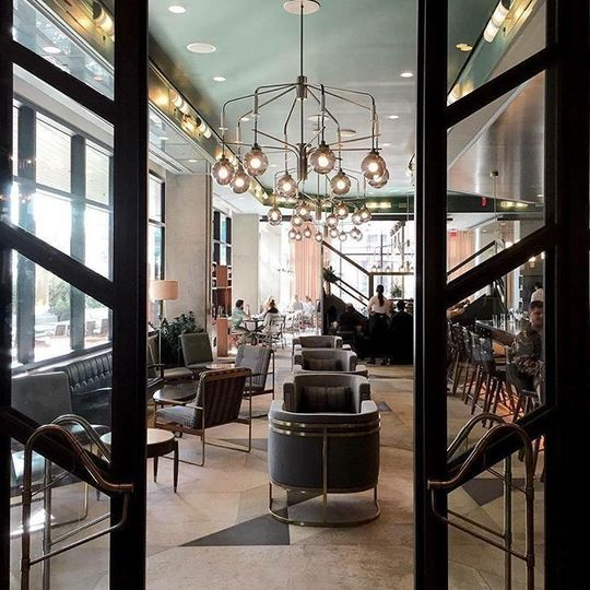 Interior view of thompson nashville