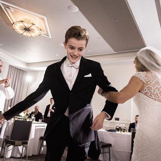 Couple dance - rebecca denton photography