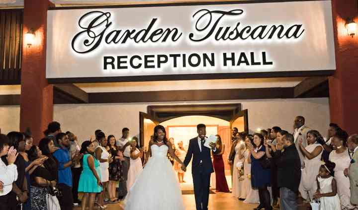 Garden Tuscana Reception Hall