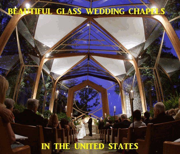"Cover of Coffee Table Book ""Beautiful Glass Chapels In The United States"" This is a big picture book..."