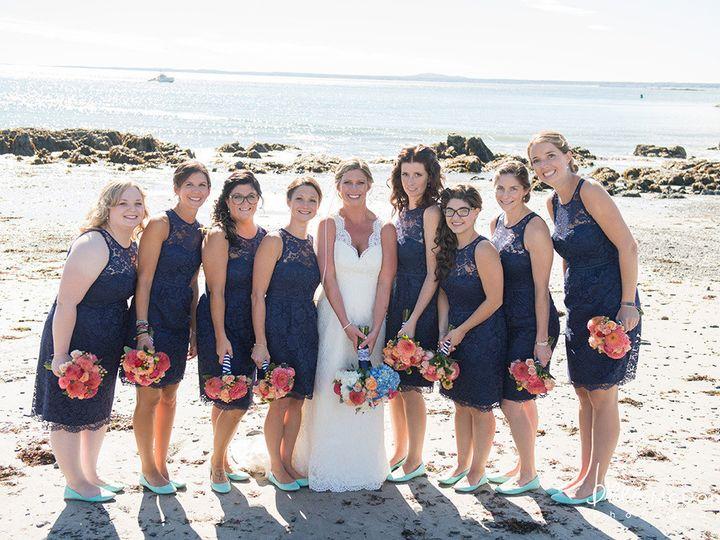Tmx 1457549587717 Colony Bridal Party South Berwick wedding beauty