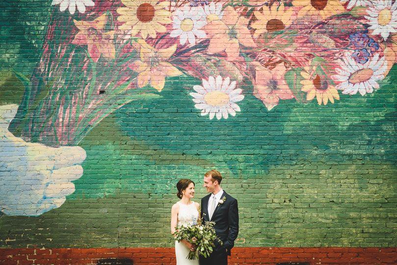 Mural shot