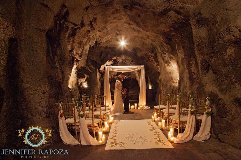 Cave ceremony