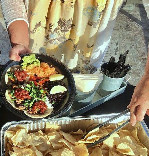 Catering in Laguna Beach