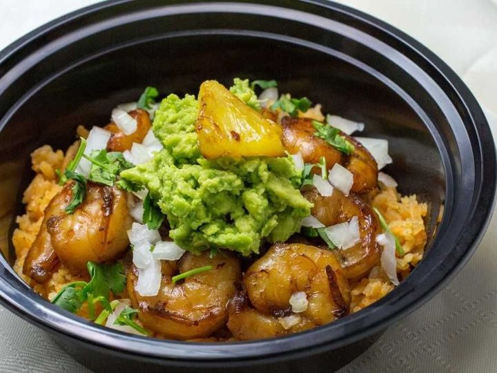 Tmx 1522111324 2db7a1b61453107f 1522111323 4a790622cd2d8568 1522111317769 2 Shrimp Taco Bowl Chino, CA wedding catering