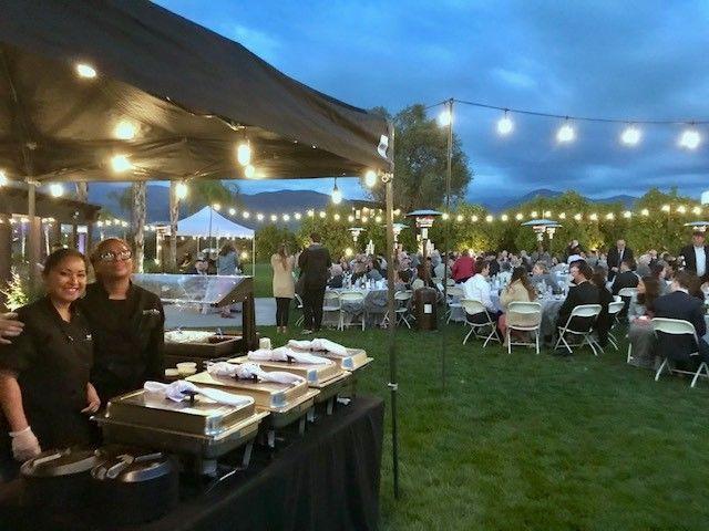 Tmx 1522112563 Aff693a6e13e34c8 1522112562 2f199204969a91db 1522112558398 5 Redlands Grove Wed Chino, CA wedding catering