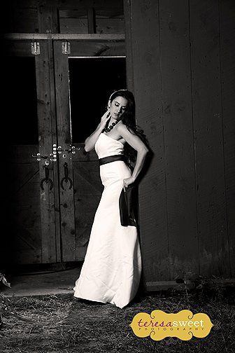 """Seductive Bride  Trash the Dress Session (aka """"The Day After"""")"""