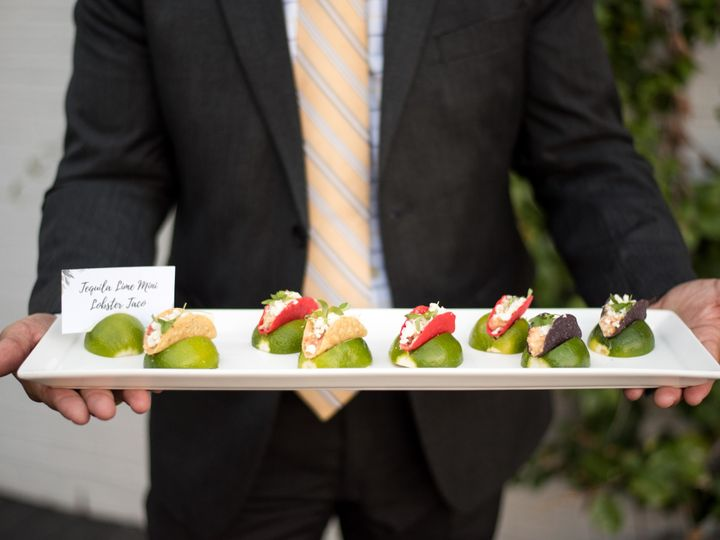 Tequila Lime Lobster Taco