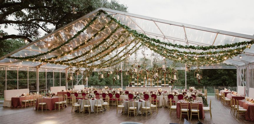 Tented Reception- Jenna Routh