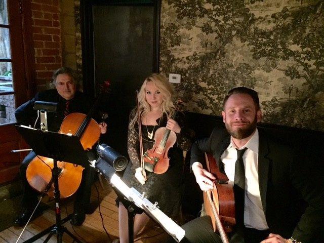 Guitar/Violin/Cello Trio - Jason Sulkin Music - Los Angeles Wedding Music
