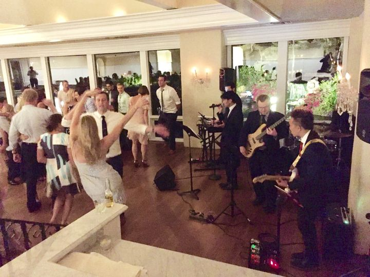 Electric Feel - Los Angeles Wedding Band - Dance Band