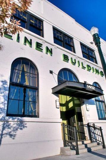 The Linen Building Event Center