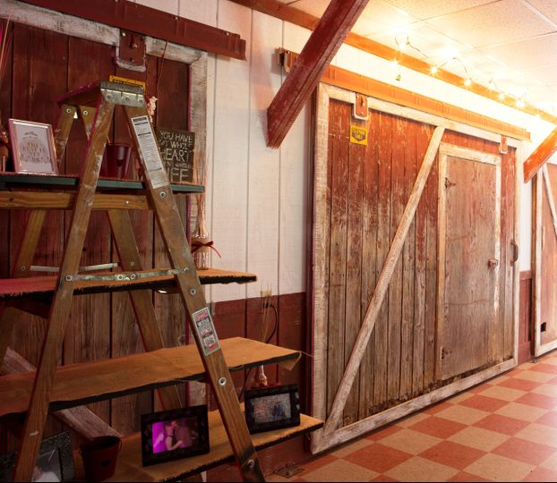 "Get Creative in The ""Barn"""