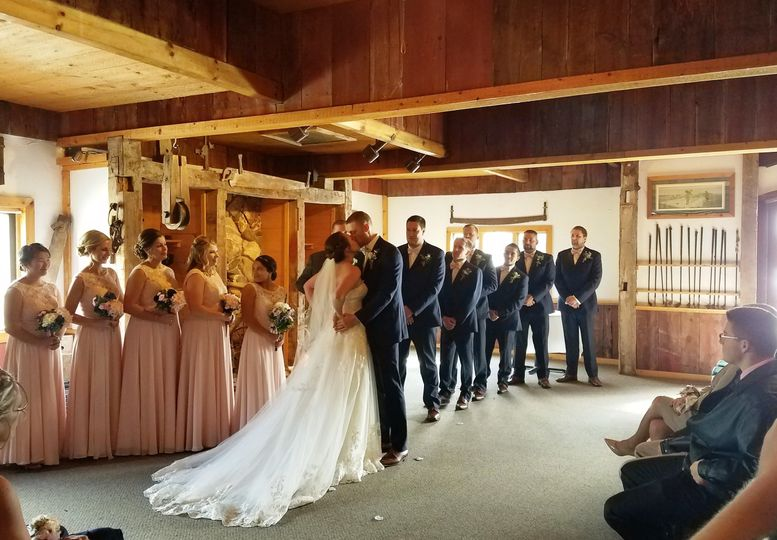"Ceremony in The ""Barn"""
