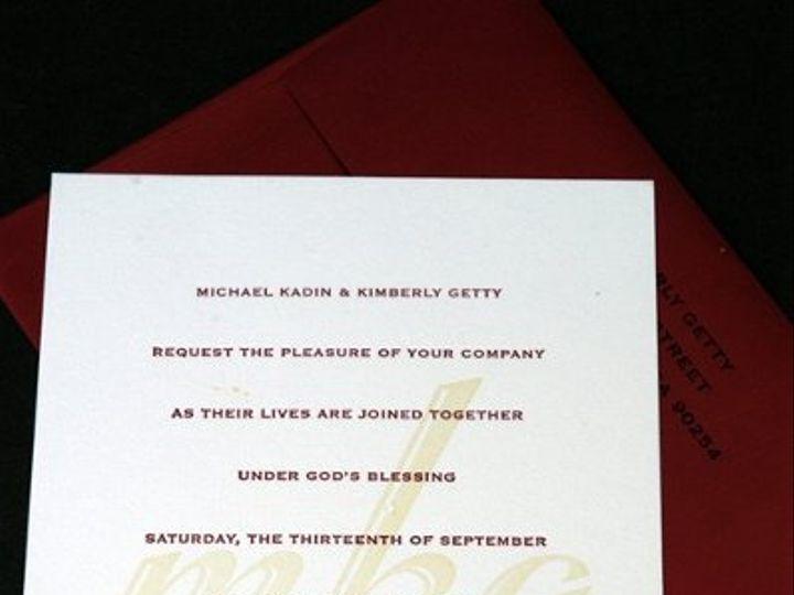 Tmx 1216079168500 Kiminvite El Dorado Hills wedding invitation
