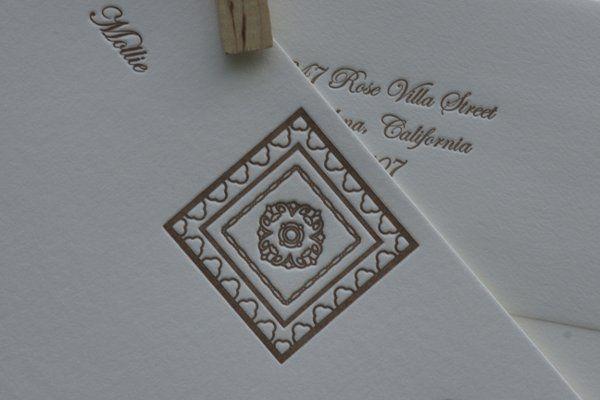 Tmx 1217575400885 Mollietouse El Dorado Hills wedding invitation