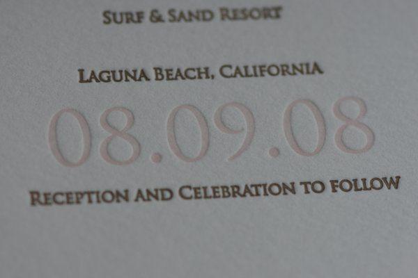 Tmx 1217622968110 Lagunatouse El Dorado Hills wedding invitation
