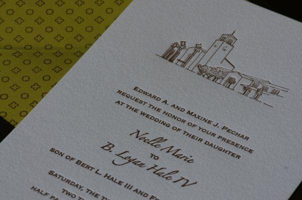 Tmx 1218071487704 Noelle2use El Dorado Hills wedding invitation