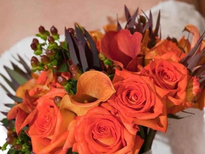 Tmx 1365045860508 Bouquetorangehands Dallas, TX wedding florist