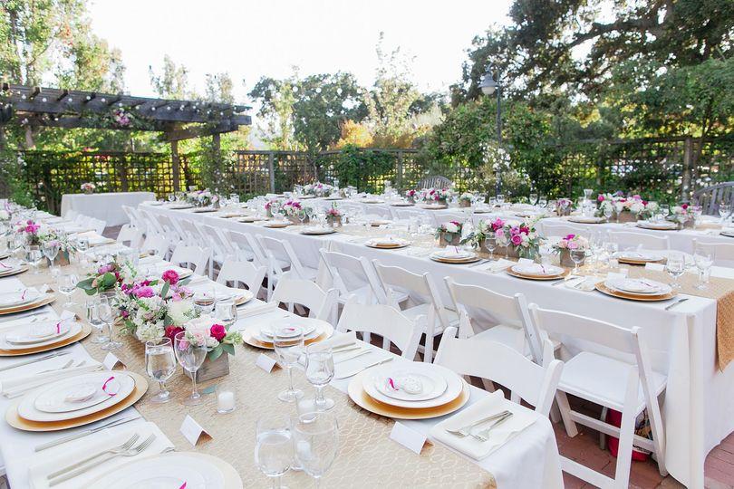 Nora Spanish Catering Wedding