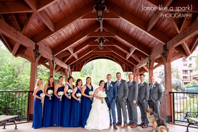 Bridal line-up