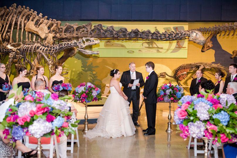 Ceremony in Kirtland Hall