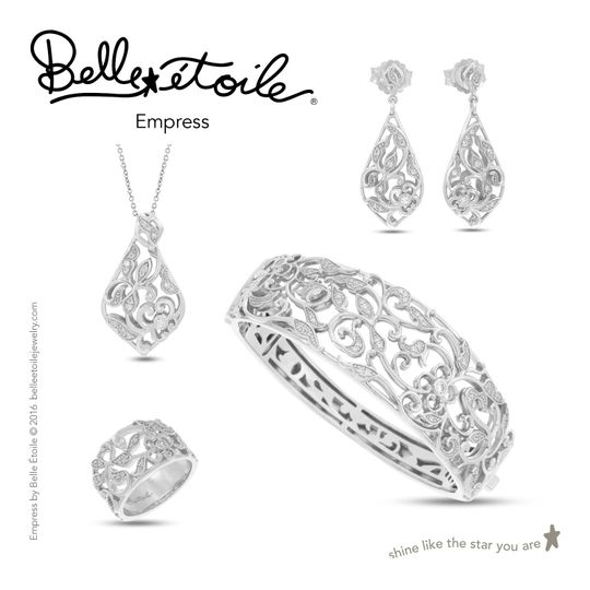 belle toileempresssilver