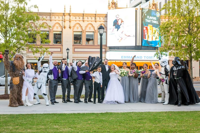 star wars wedding buckhead theatre 115 51 529882