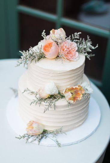 Wedding cake | PC Ty Pentecost Photography