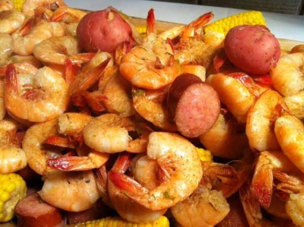 Charleston Bay Gourmet: Low Country Boil!