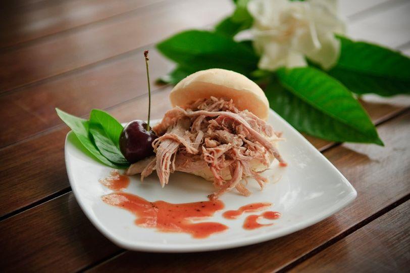 Charleston Bay Gourmet: Pulled Pork BBQ