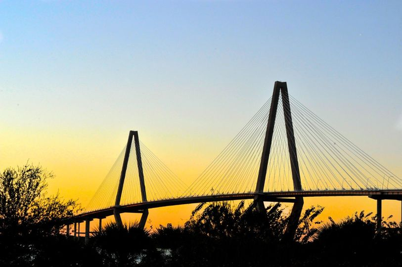 Charleston at Sunset! Charleston Bay Gourmet: Low Country Oyster Roast Rehearsal Dinner