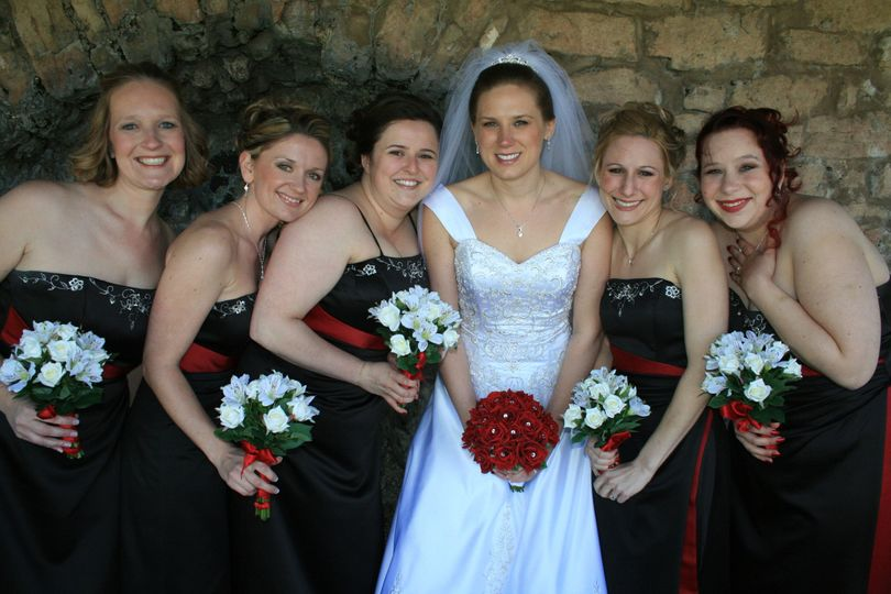 janeczko bridal party