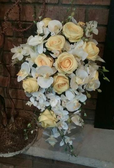 Spring Cascade Bouquet