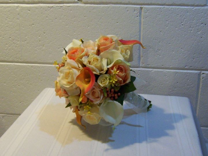 Tmx 1372878469893 Powell Brides Bouquet Oak Creek, Wisconsin wedding florist
