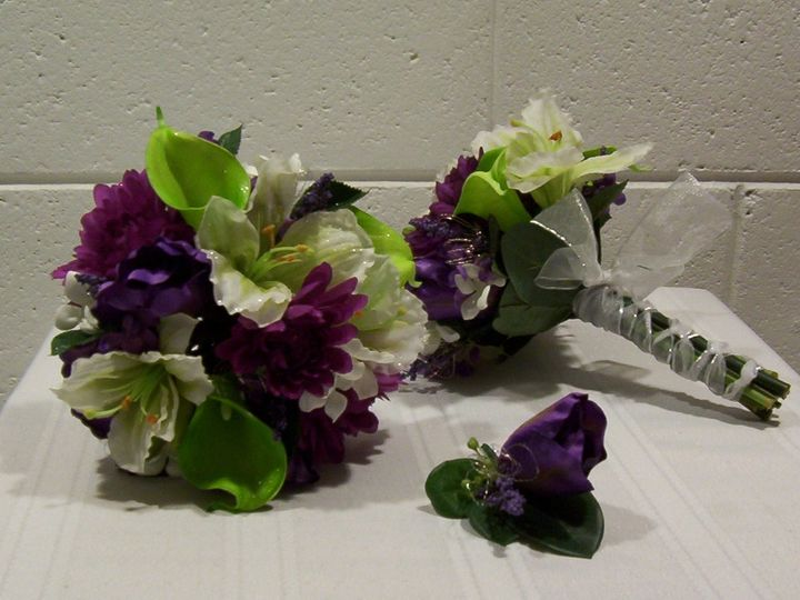 Tmx 1372878558220 Ballman Attendant Flowers Oak Creek, Wisconsin wedding florist
