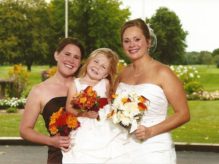 Tmx 1376587839491 Scan0004 Oak Creek, Wisconsin wedding florist