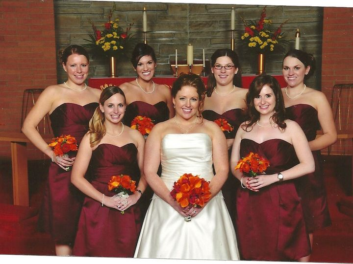 Tmx 1376587901494 Scan0006 Oak Creek, Wisconsin wedding florist