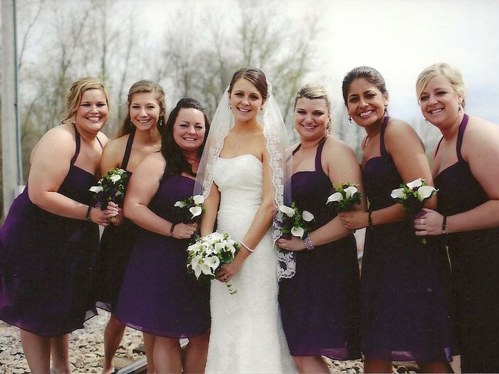 Tmx 1376675311418 Scan0014 Oak Creek, Wisconsin wedding florist
