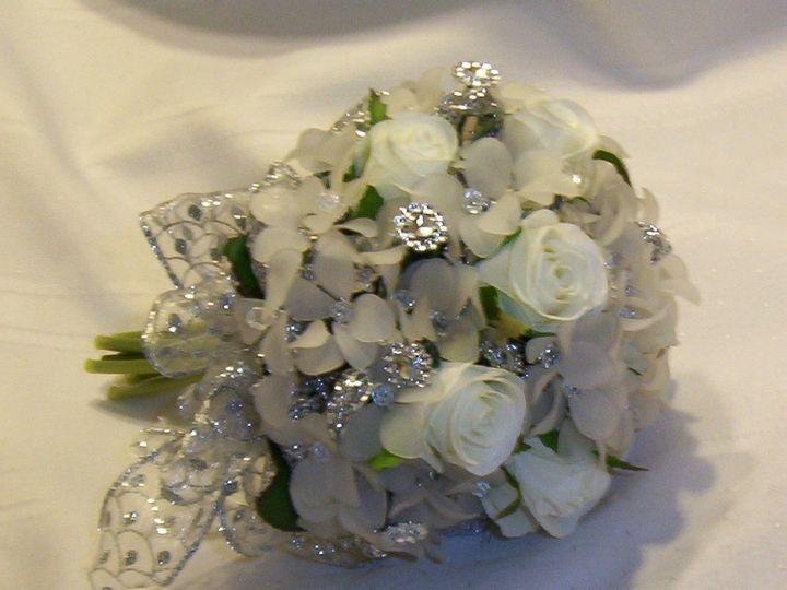 Tmx 1376675458282 Acrylic Hydrangea Bouquet Oak Creek, WI wedding florist