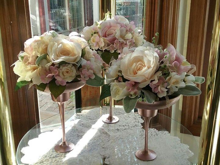 Tmx 1469295406753 Melissas Table Pieces Oak Creek, WI wedding florist