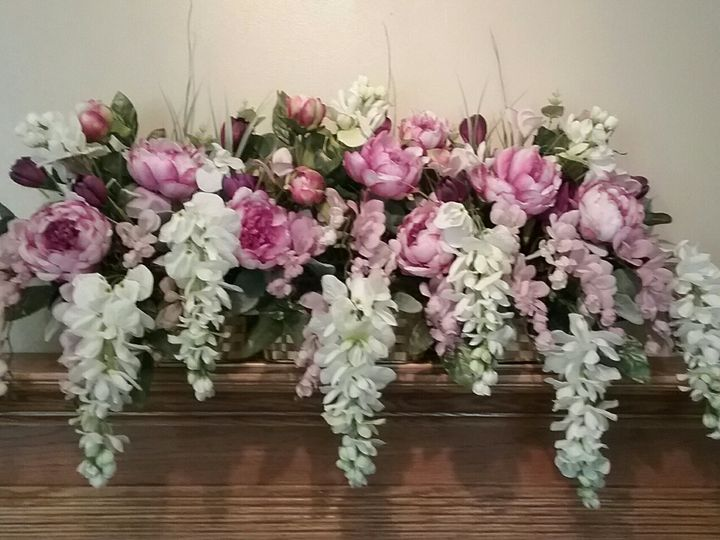 Tmx 1503509301798 Kopala Fireplace Piece Oak Creek, Wisconsin wedding florist